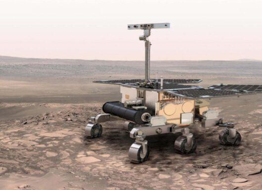 Torino porterà l'Italia su Marte: partiti i test sul nuovo rover
