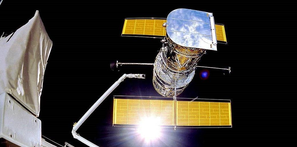 o Hubble Credits: NASA