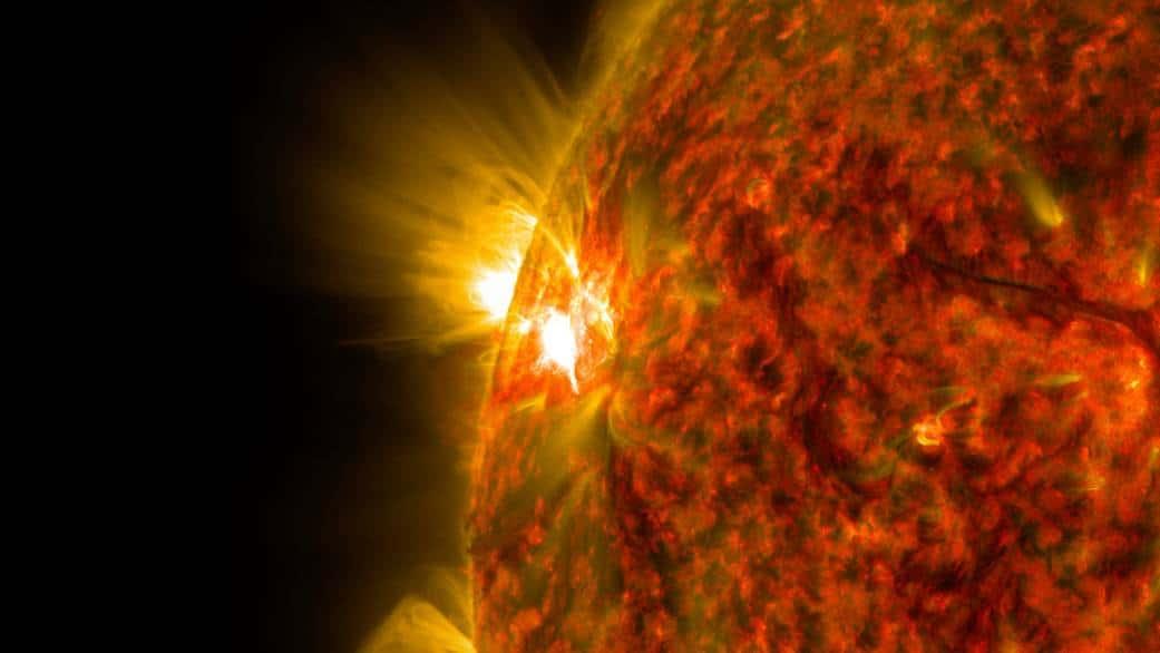 nuovo ciclo solare Credits: NASA
