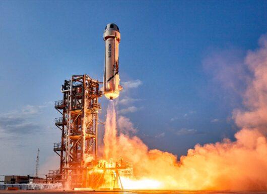 Quanto inquina il razzo di Jeff Bezos?