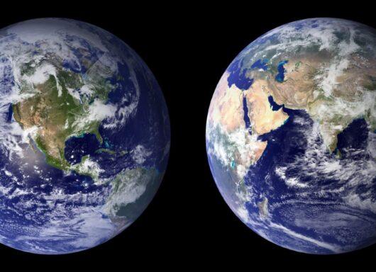Come cambierebbe la nostra vita se la Terra fosse piatta