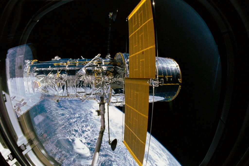 guasto telescopio hubble