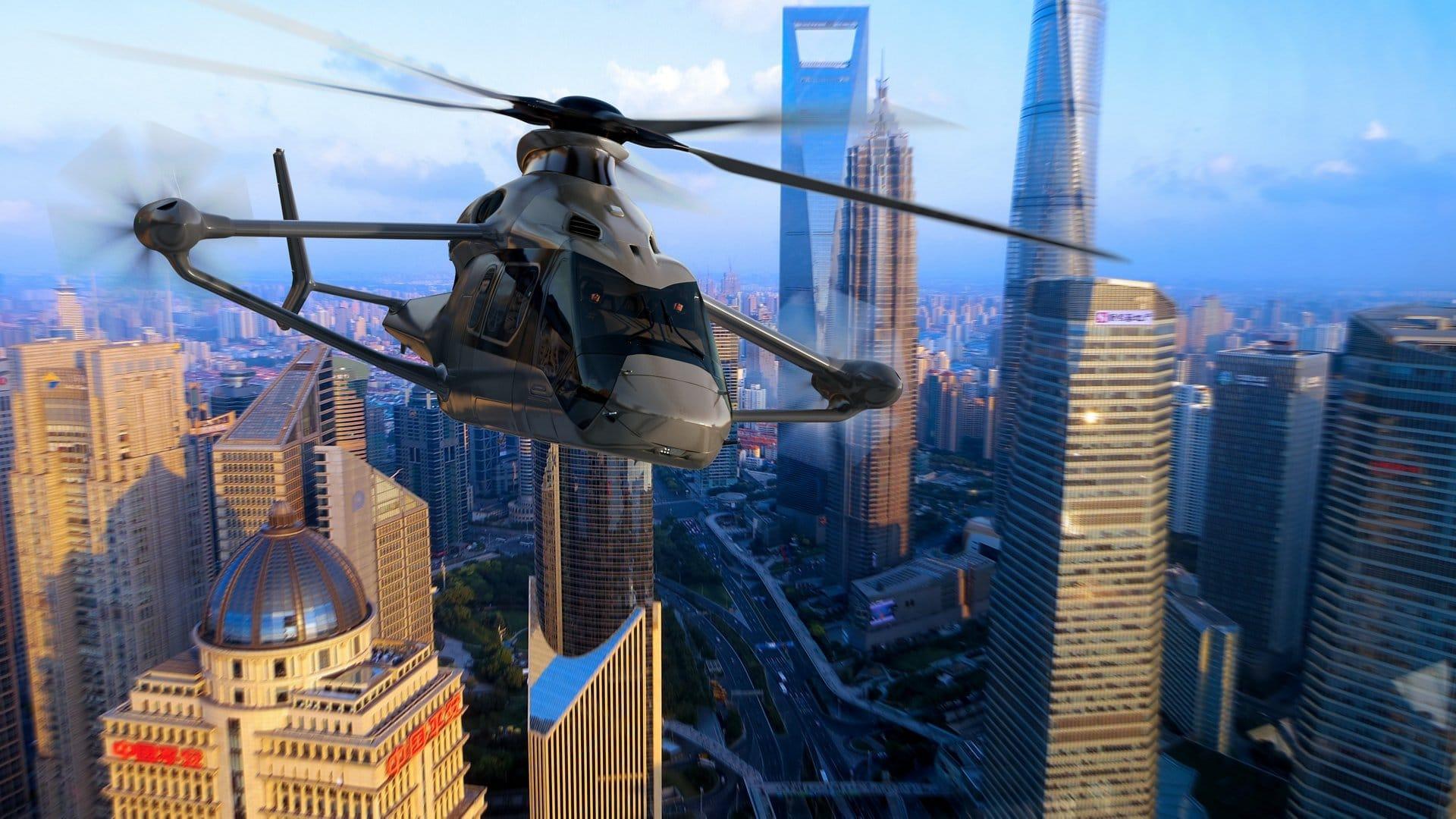 Racer nuovo elicottero Airbus Credits: Airbus