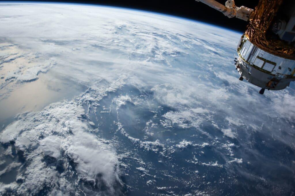 Terra fotografata dalla ISS