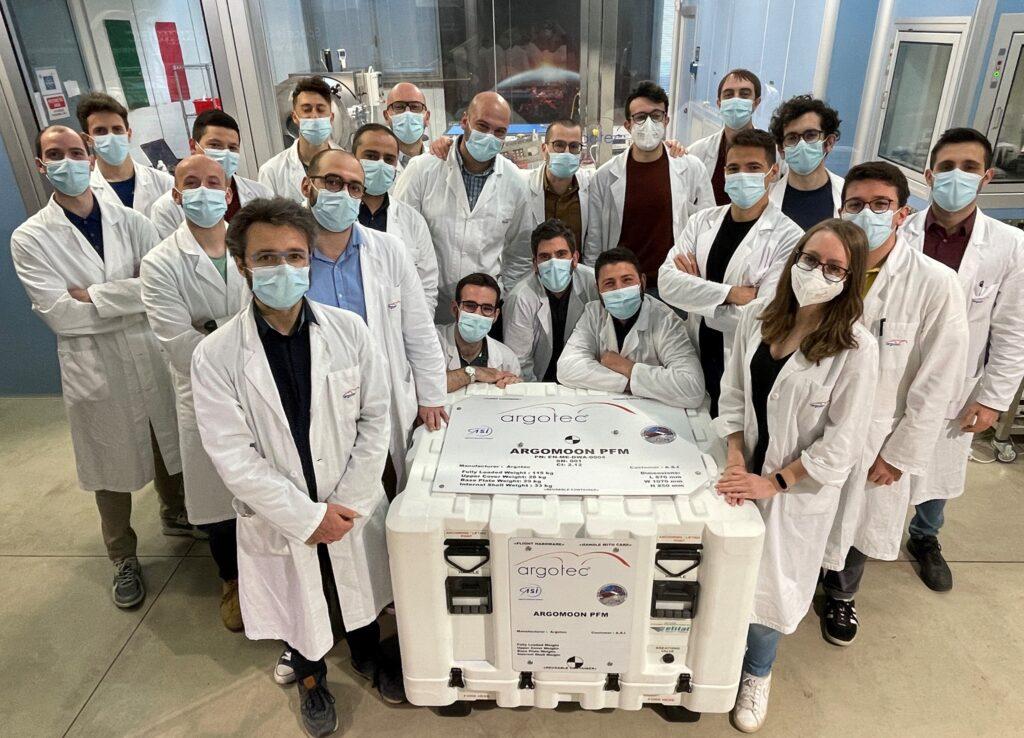 Da Torino allo spazio aperto: LiciaCube di Argotec farà parte del sistema di difesa planetaria DART. Solo una prova, per ora.