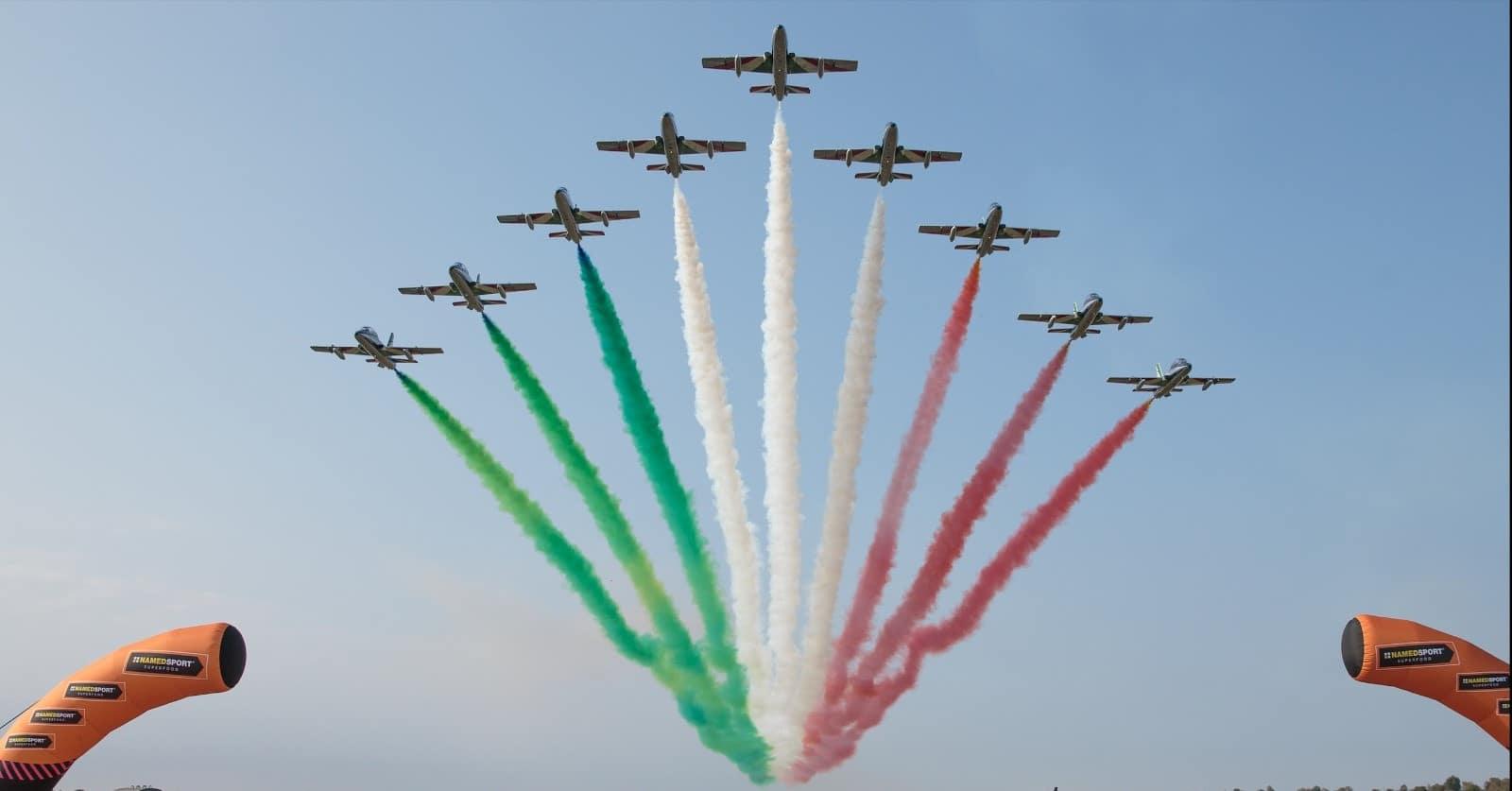 Frecce tricolori aeronautica.difesa.it