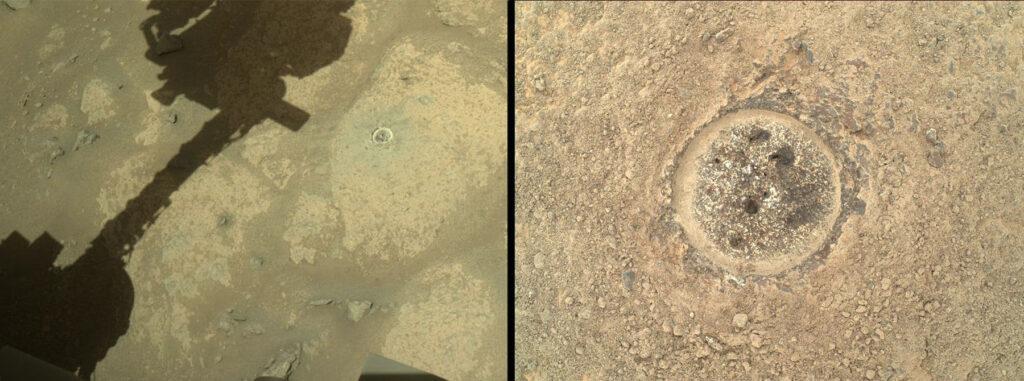 Un'altra conquista per il rover marziano? Il primo tentativo è fallito: Perseverance non ha raccolto i suoi primi campioni su Marte.