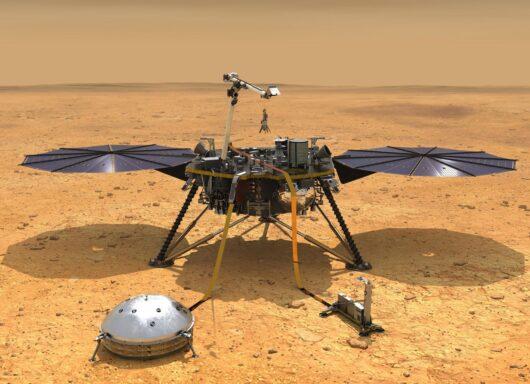 Marte, InSight rileva tre terremoti nell'arco di un mese