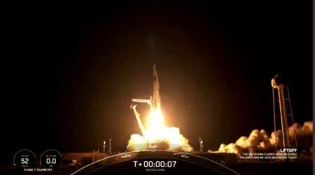 È STORIA! È in orbita Inspiration4: la missione con soli civili di SpaceX