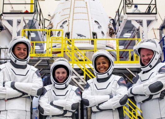 Il problema alla toilette durante la missione Inspiration4 di SpaceX