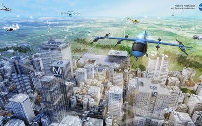 Rivoluzione del trasporto aereo urbano: la NASA in campo il progetto AAM