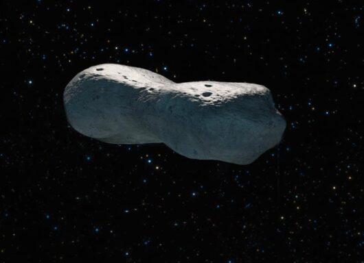 Kleopatra 216: l'asteroide a forma di osso di cane e con due lune