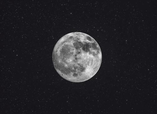 Le diverse teorie alla base della formazione della Luna