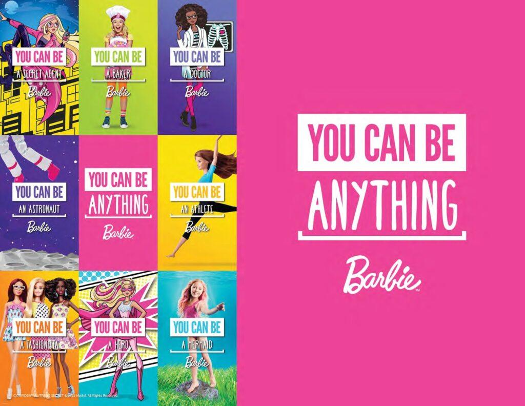 Barbie Samantha Cristoforetti arriva in tutta Europa. Non solo un tributo, ma anche una fonte d'ispirazione per molte bambine.