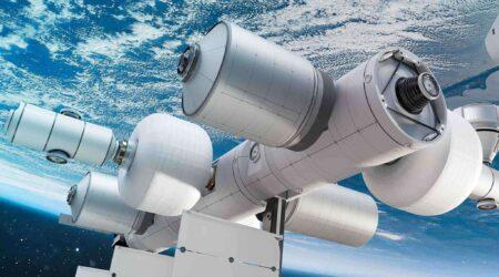 Blue Origin annuncia Orbital Reef: la stazione spaziale di Jeff Bezos
