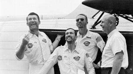 L'Apollo 7 e il primo ammutinamento nello spazio, colpa di un raffreddore