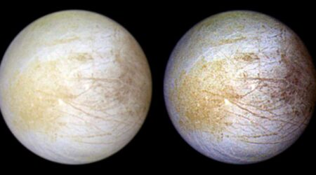 Hubble colpisce ancora: rilevato vapore acqueo nell'atmosfera di Europa!