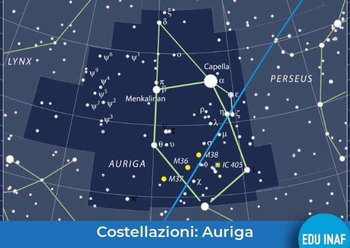 astrofili Palidoro stelle