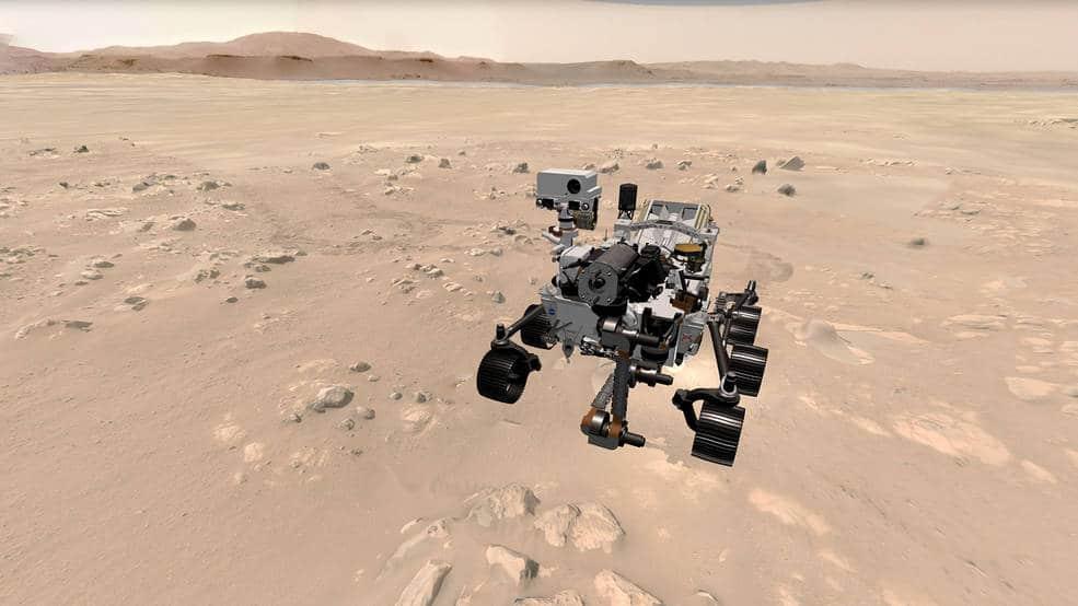 Una nuova scoperta di Perseverance: 3.7 miliardi di anni fa vi furono importanti inondazioni sul lago di Marte, oggi luogo del cratere Jezero.