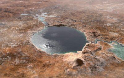Inondazioni sul lago di Marte. Ecco com'era Marte 3.7 miliardi di anni fa